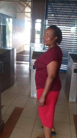 Maid/nanny/Cleaner from Lesotho needs strictly stay in work