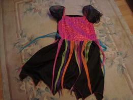 Sukienki dziewczęce karnawałowe