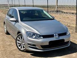 2013 Volkswagen Golf 7 1.4 TSI Highline