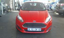 "2015 Ford Fiesta 1.0 Engine Capacity  ""Eco-boost""with Manuel Transmiss"