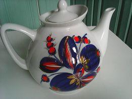 Чайник фарфоровый 3л ссср