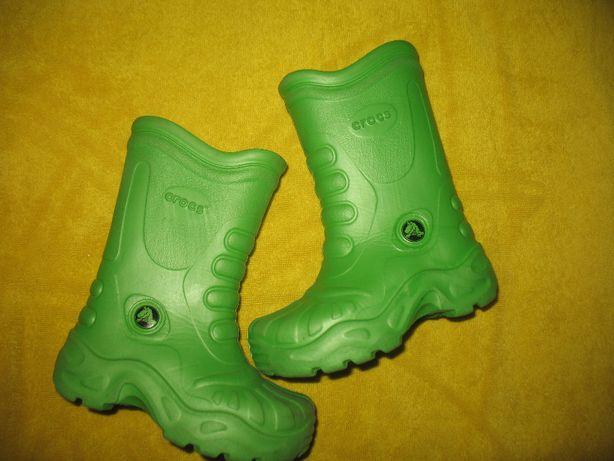 сапожки Crocs Днепр - изображение 1
