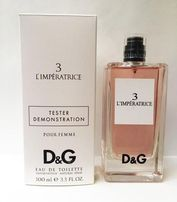 Духи Dolce & Gabbana L`Imperatrice 3 100 ml тестер оригинал