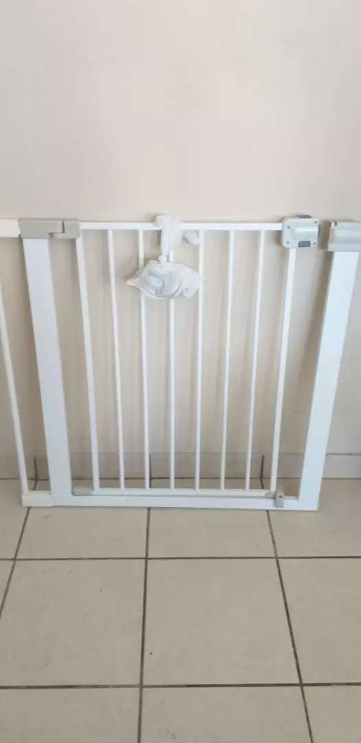 Baby Safety Gate. 0