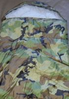 Спальный мешок, камуфлированный, детский
