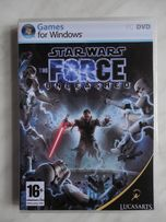 ПК игра. Star Wars: The Force Unleashed. Расширенная. На 2-х дисках.