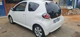 2012 Toyota aygo 1.0L full house