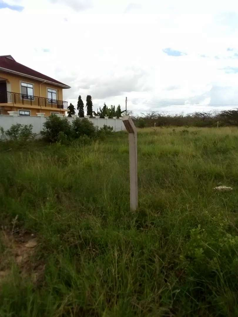 Mbweni,Plot For Sale 0