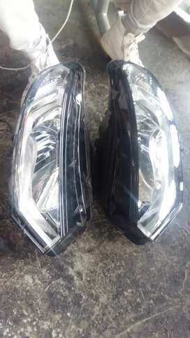 Sets of ford ecobost led Headlights
