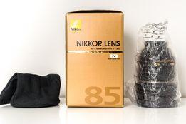 85mm 1.4 G AF-S Nikon Nikkor