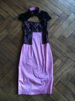 Платье вечернее коктельное миди
