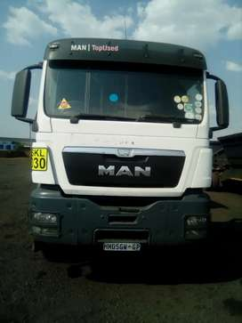 2012 MAN TOP USED , T65, 33, 480