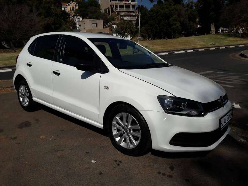 2018 Model VW Polo Vivo 1.4 0