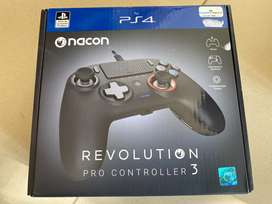 Brand new sealed Nacon PS4 Professional controller