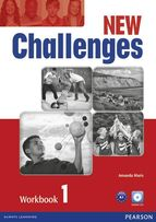 Тетрадь New Challenges 1 Workbook+CD-Rom