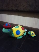 Музыкальная черепаха chicco