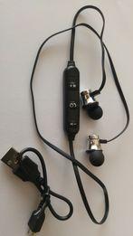 Słuchawki bluetooth słuchawka bezprzewodowa muzyka