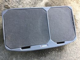 Nissan Leaf Box, органайзер, багажник, полка,