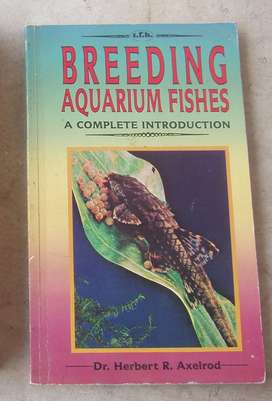 Complete Introduction to Breeding Aquarium Fishes