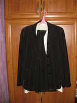 костюм женский тройка