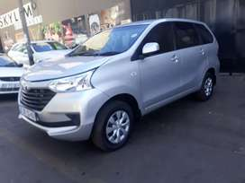 Toyota Avanza SX 1.5 R 180 000 negotiable
