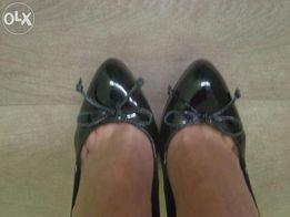 Лаковые туфли(Италия)