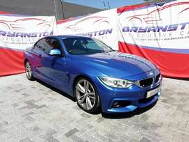 2014 BMW 4 Series Convertible 435i M Sport Steptronic - R339,900 Kilom