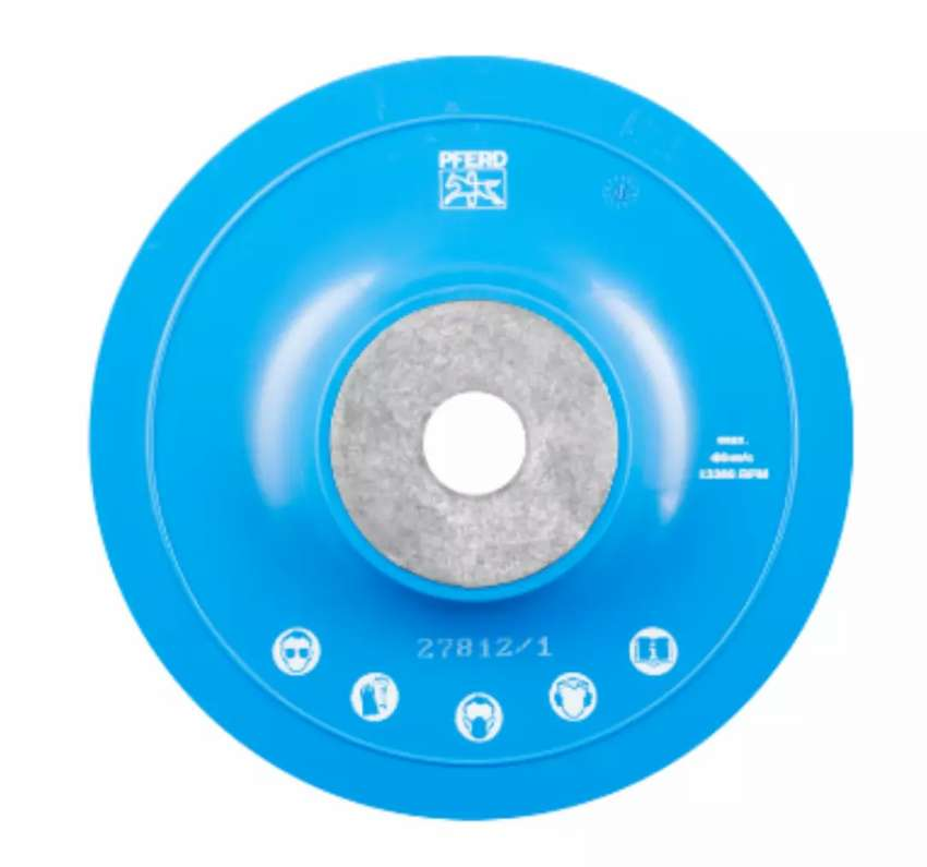 PFERD Backing Pad with Flange(GT 115 MF M14)