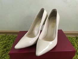 Туфли женские, кожа