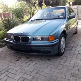 BMW 316i. Year 1997. One owner.