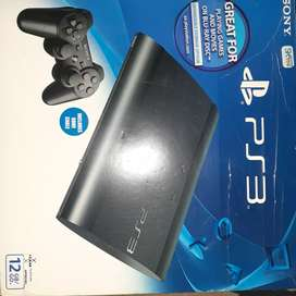 Sony PS3, 12 GB, Cash,