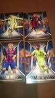 Karty Chempions league Barcelona