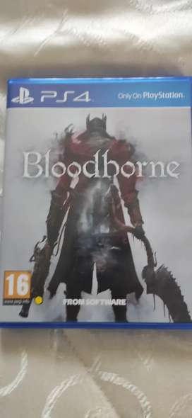 BLOODBORNE PS4 VERY GOOD CONDITION