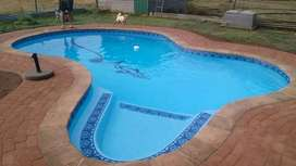 The swimming pools experts