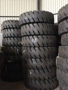 Reachstacker Tyres