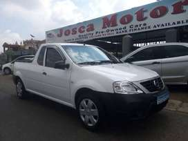 2018 Nissan NP200 1.5dCi AC+Safety+Ice
