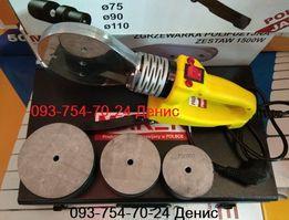 Продам паяльник для сварки ппр труб D-75-90-110 ТМ Marek(Польша)