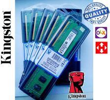DDR3 4 Гб 8 Gb 1333 / 1600 MHz Kingston Оперативна пам'ять ОЗУ НОВА!!