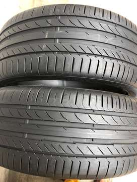 245 45 R19 Continental Tyres