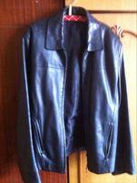 Кожаная куртка женская.