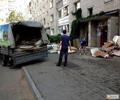 Уборка и вывоз любого вида мусора
