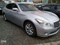 2011 Nissan Fuga 250GT KCP 2.5ltr V6 Fresh import Fully loaded 0