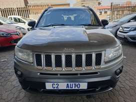 2012 Jeep Compass 2.0 Limited, Manual