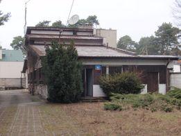 Budynek mieszkalno-usługowy Józefów Centrum