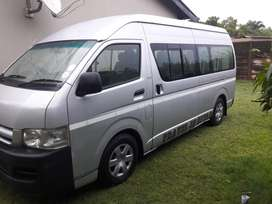 TRANSPORT OR TAXIS FOR HIRE
