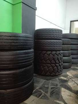 ALL SIZES GOOD SECOND HAND TRUCK TYRES