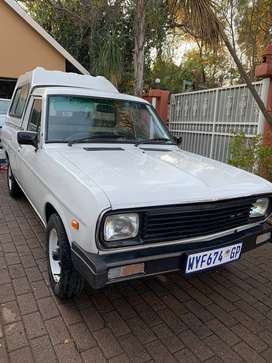 Nissan 1400 Bakkie with Canopy