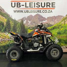 2005 CANAM BOMBARDIER DS 650 X | UB LEISURE