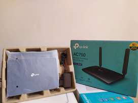 TP LINK AC750 4G LTE Router