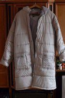 Пальто пуховик, не секонд хэнд